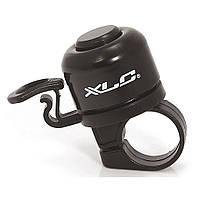 Звонок велосипедный XLC DD-M06, черный (ST)