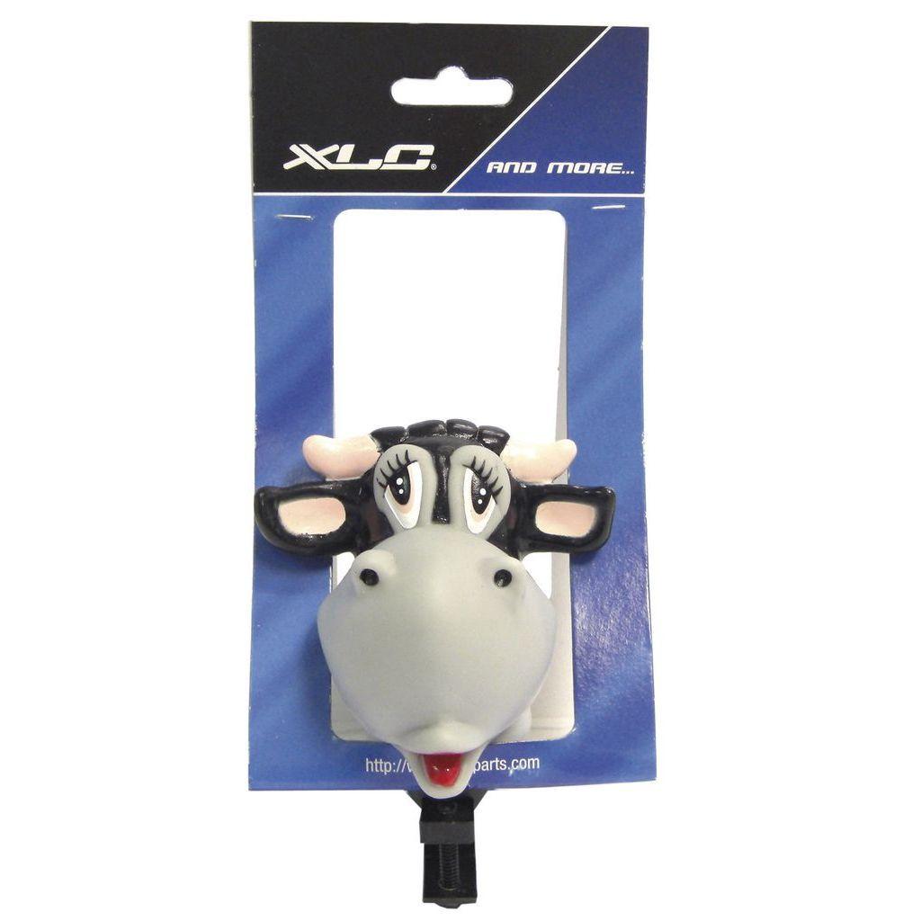 Звонок велосипедный XLC коровка (ST)