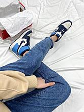 Nike Air Jordan Retro High Blue (Синие)