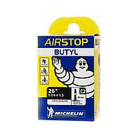 "Камера Michelin C2 AIRSTOP, 26"", 1-1, 25 (25/35X559)Presta 40mm (ST)"