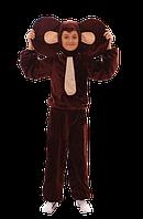Чебурашка новогодний костюм на мальчика