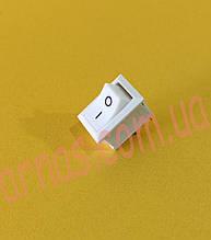 Кнопка одинарная двухпозиционная (13522-4)