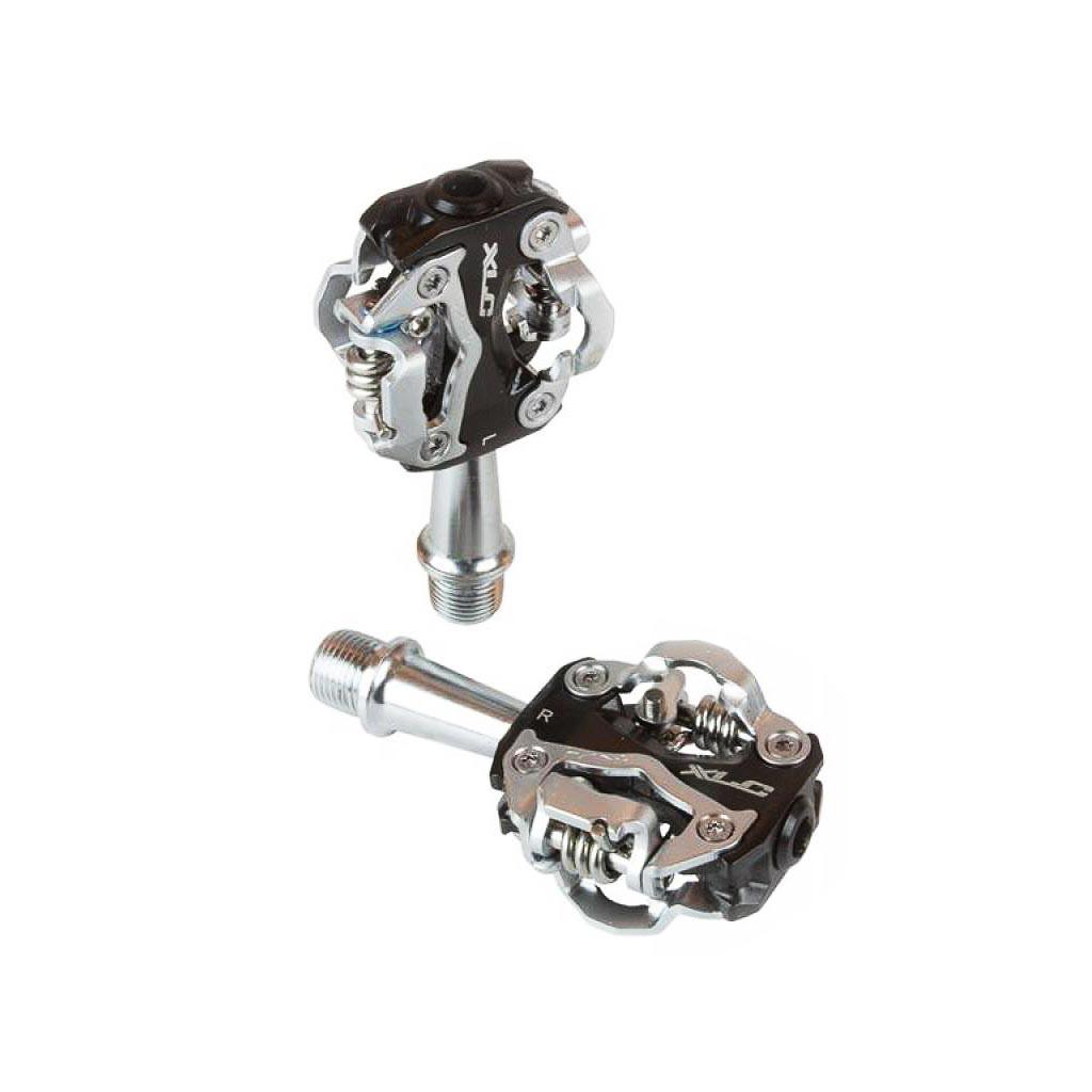 Педали контактные двухсторонние XLC PD-S15 для MTB (ST)