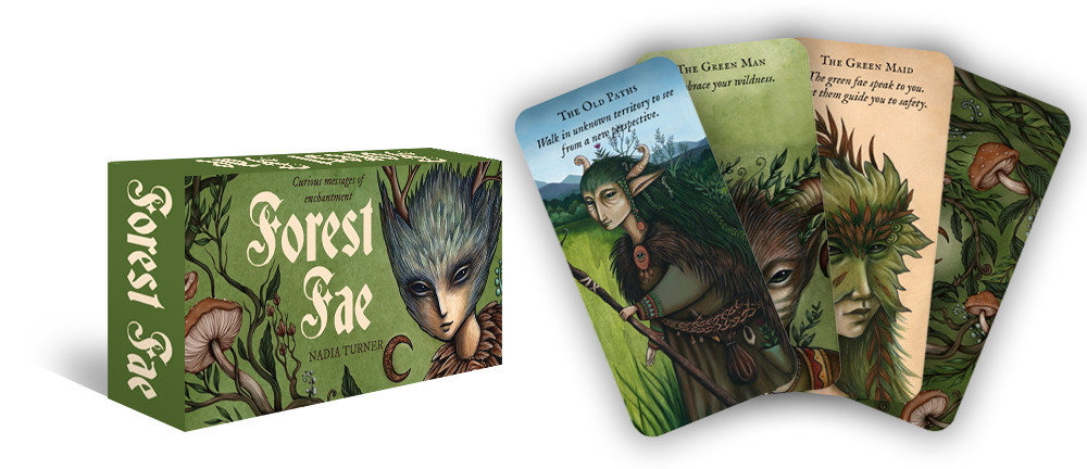 Forest Fae Messages