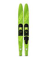 Водные лыжи Jobe Allegre Combo Ski Lime 203320003