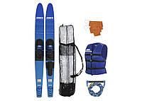 "Воднолыжный комплект Jobe Allegre 67"" Combo Skis Blue Pack 208820002"