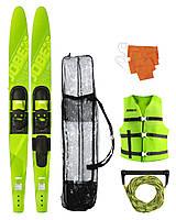 """Комплект водных лыж Jobe Allegre Package 67"""" Lime 208820003"""