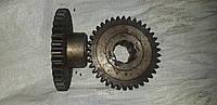 Зубчатое колесо 3 оси коробки скоростей 6р12, 6р13, 6р82, 6р83 z-38 6р82.3.49