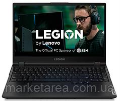 Ноутбук Lenovo Legion 5 15.6 8/256/1000GB, Ryzen 5 4600H, GTX 1650Ti 4GB (82B5001XUS) Phanto (Гарантия 12 мес)