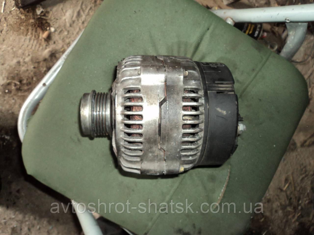 Б/У генератор фольцваген 120А