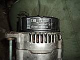 Б/У генератор фольцваген 120А, фото 4