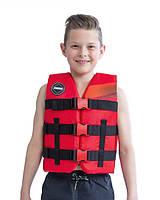 Жилет страховочный детский JOBE Nylon Vest Youth Red 244820002