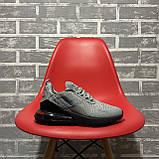Nike Air Max 270 Cool Grey Blue Fury (Серый), фото 3