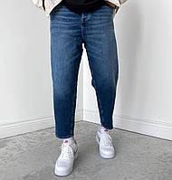 Мужские джинсы МОМ синие