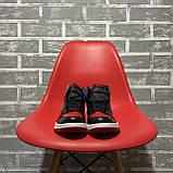 Nike Air Jordan 1 Retro High NC to Chicago (Чорний Синій), фото 8