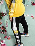 Женский спортивный костюм из двунитки батал 47-6320, фото 4
