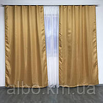Штори для кухні спальні кімнати, штори і тюль на вікна в зал кабінет спальню, стильні штори в кімнату зал квартиру, штори монорей, фото 3