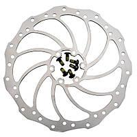 Ротор тормозной 160 mm, под 6 болтов (ST)