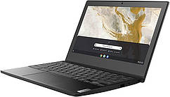 Ноутбук Lenovo Ideapad 3 Chromebook 11.6 4/32GB, N4020 (82BA0000US) Black [NEW OB] (Гарантия 12 мес)