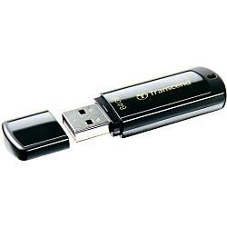 USB 2.0 Transcend JetFlash 350 64Gb Black