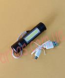 Акумуляторний ліхтар BL-1501, фото 2