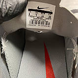 Nike Zoom Gravity Grey University Red (Сірий), фото 6