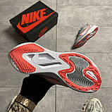 Nike Zoom Gravity Grey University Red (Сірий), фото 7