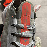 Nike Zoom Gravity Grey University Red (Сірий), фото 9