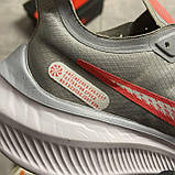 Nike Zoom Gravity Grey University Red (Сірий), фото 10