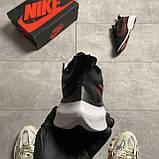Nike Zoom Gravity Black University Red (Чорний), фото 2