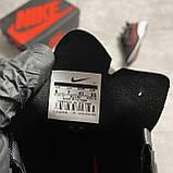 Nike Zoom Gravity Black University Red (Чорний), фото 3