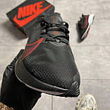 Nike Zoom Gravity Black University Red (Чорний), фото 4