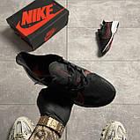 Nike Zoom Gravity Black University Red (Чорний), фото 5