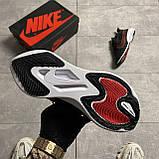 Nike Zoom Gravity Black University Red (Чорний), фото 6