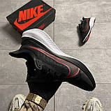 Nike Zoom Gravity Black University Red (Чорний), фото 8