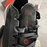 Nike Zoom Gravity Black University Red (Чорний), фото 9