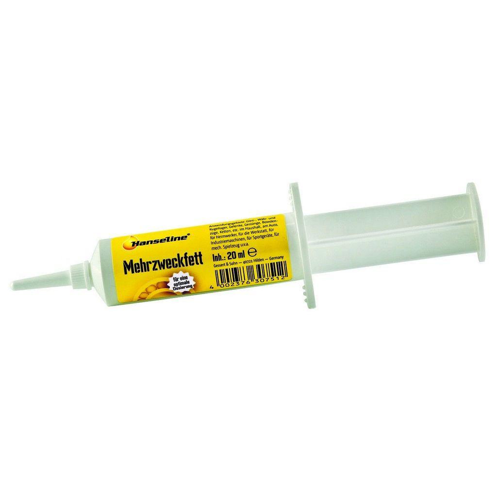 Смазка многофункциональная Hanseline Mehrzwerckfett 20 мл (ST)