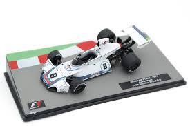 Formula 1 Auto Collection №50 - Brabham BT44B - Карлус Парє (1975) | Колекційна модель 1:43 | Centauria