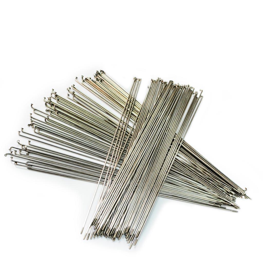Спицы, 2.0/272 мм, нержавейка, без ниппелей, 500 шт (ST)