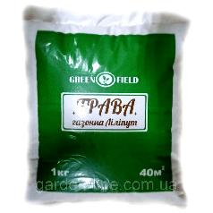 Семена газонной травы Лилипут Гринфильд 1кг