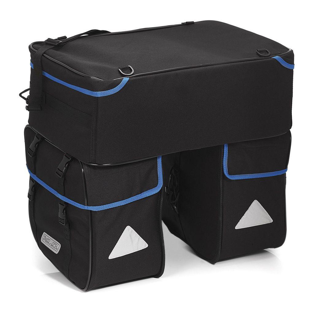 Сумка на багажник XLC BA-S15 Traveller, 53 л (ST)