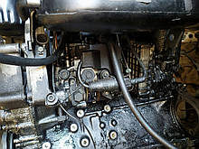 ТНВД паливний насос високого тиску MERCEDES W210 W202 2.2D OM604 6040700301 Lucas Топливный насос Мерседес