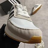 Adidas Iniki Grey White (Сірий), фото 2