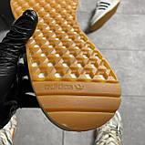 Adidas Iniki Grey White (Сірий), фото 4
