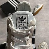 Adidas Iniki Grey White (Сірий), фото 5