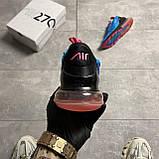 Nike Air Max 270 South Beach (Синий), фото 2