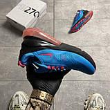 Nike Air Max 270 South Beach (Синий), фото 7