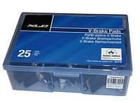 Тормозные колодки V-Brake XLC BS-V01, 50 шт, 70мм. (ST)