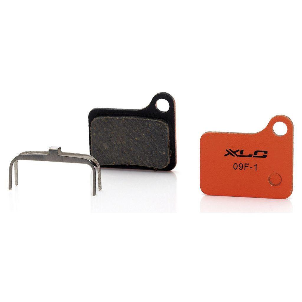 Тормозные колодки дисковые XLC BP-D12, SH BR-M555, Nexave (BR-C92) (ST)