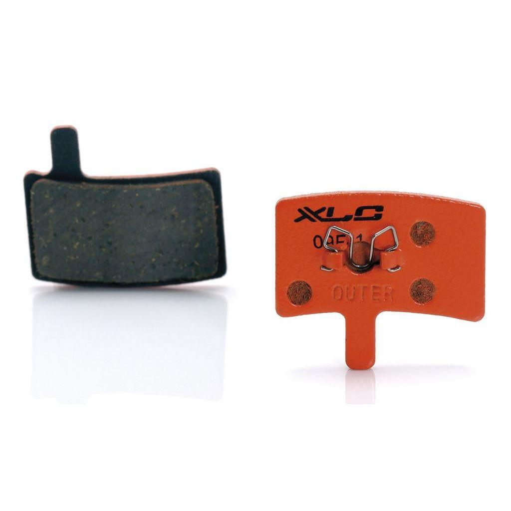 Тормозные колодки дисковые XLC BP-D19, Hayes Stroker Trial (ST)